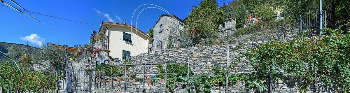 Rustico in vendita a Rapallo Sant'Andrea Di Foggia