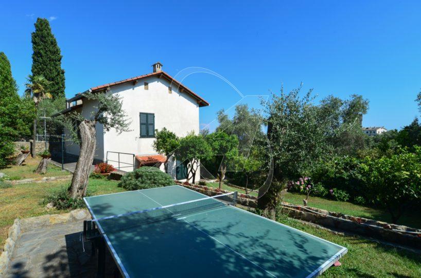 Villa in affitto a Rapallo San Michele Di Pagana